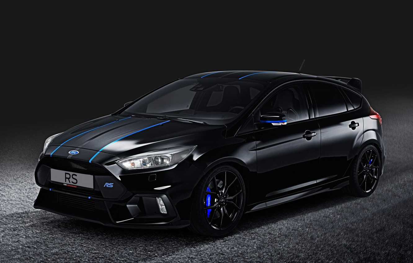 Photo wallpaper Ford, Performance Parts, 2017, Focus RS