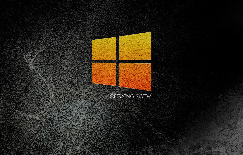 Photo wallpaper Wallpaper, windows, window, on the desktop, windows 10, Wallpaper 1920x1080