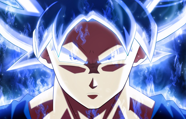 Wallpaper Goku Ultra Goku Ultra Instinct Perfected Dragon Ball
