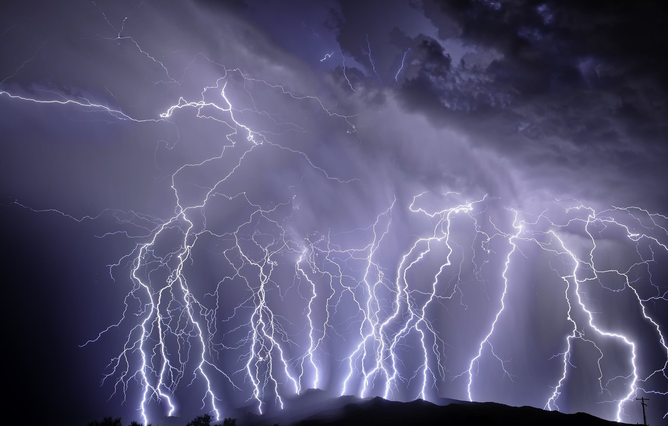 Wallpaper The Storm The Sky Zipper Storm Category Thunderstorm Images For Desktop Section Priroda Download