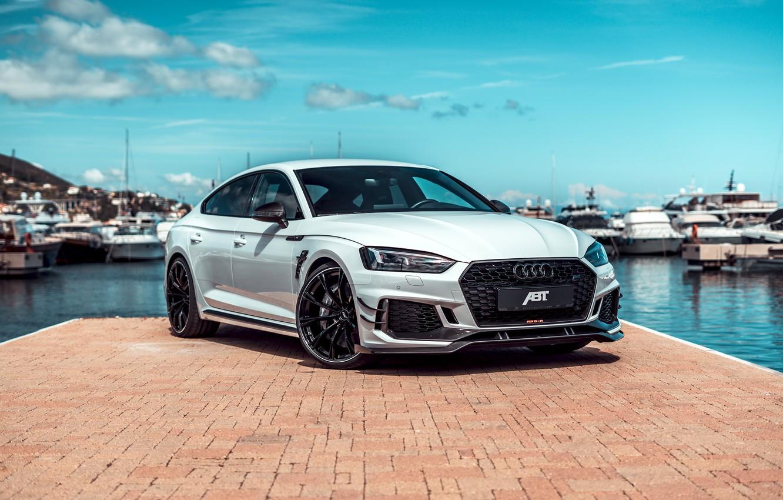 Photo wallpaper Audi, RS5, ABBOT, Sportback, RS5-R, 2019