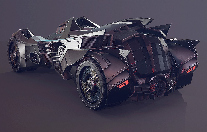 Wallpaper The Game Machine Car Batmobile Game Dc Comics The
