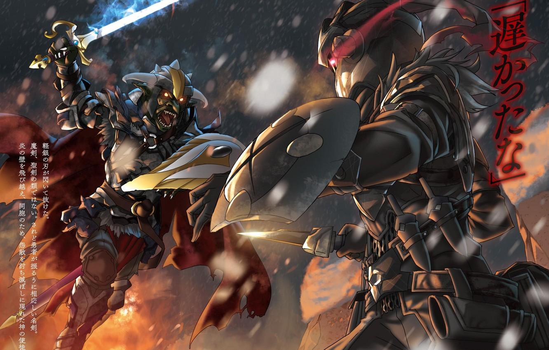 Wallpaper knight, Goblin, Goblin Slayer, The killer of ...