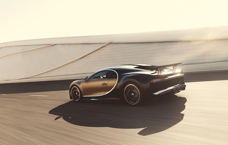 Photo wallpaper Machine, Bugatti, Sports car, Forza Motorsport, Chiron, Game Art, Forza Motorsport 7, Bugatti Chiron, Mikhail …