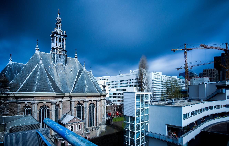 Photo wallpaper Netherlands, Holland, The Hague