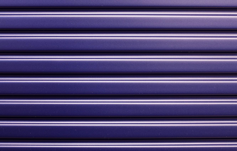 Photo wallpaper purple, surface, strip, corrugated