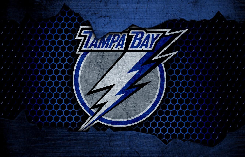 Wallpaper Wallpaper Sport Logo Nhl Hockey Tampa Bay Lightning