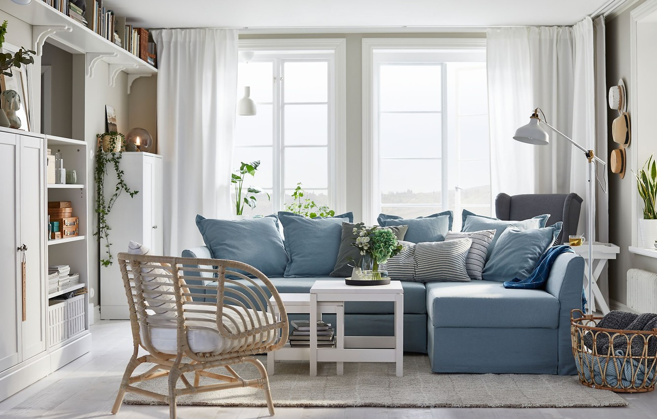 Wallpaper Design Interior Sofa Living Room Sofa Looking Living Ikea Apartments Extra Spaces Images For Desktop Section Interer Download