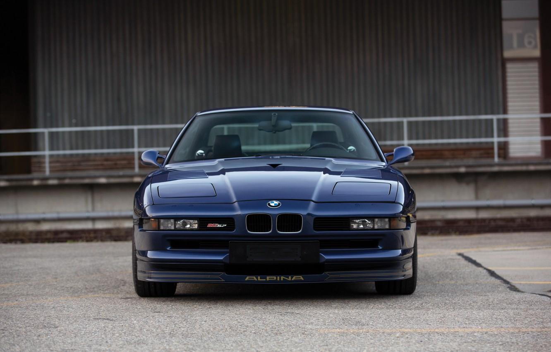 Photo wallpaper BMW, BMW, Alpina, 8-series, B12 5.7, 8 series