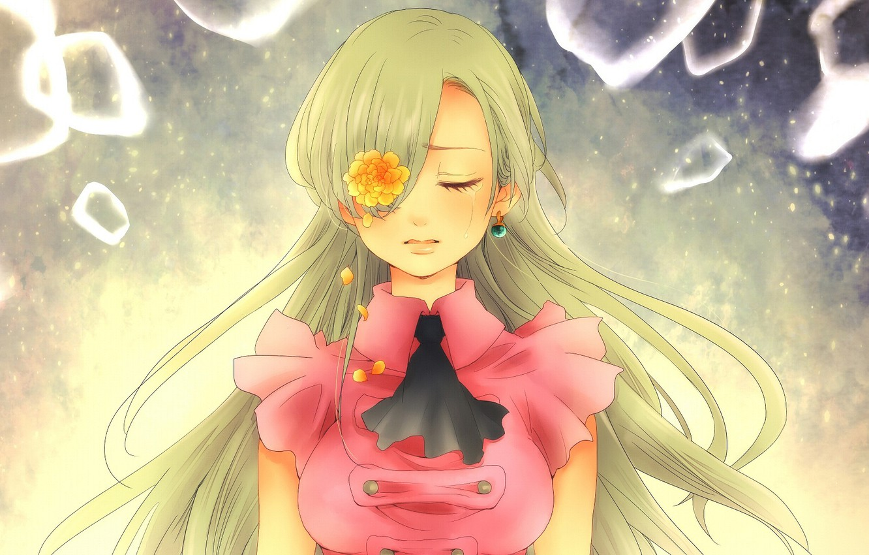 Nanatsu No Taizai Elizabeth Demonio - Wallpaper Elizabeth, Nanatsu no Taizai, The seven deadly ...