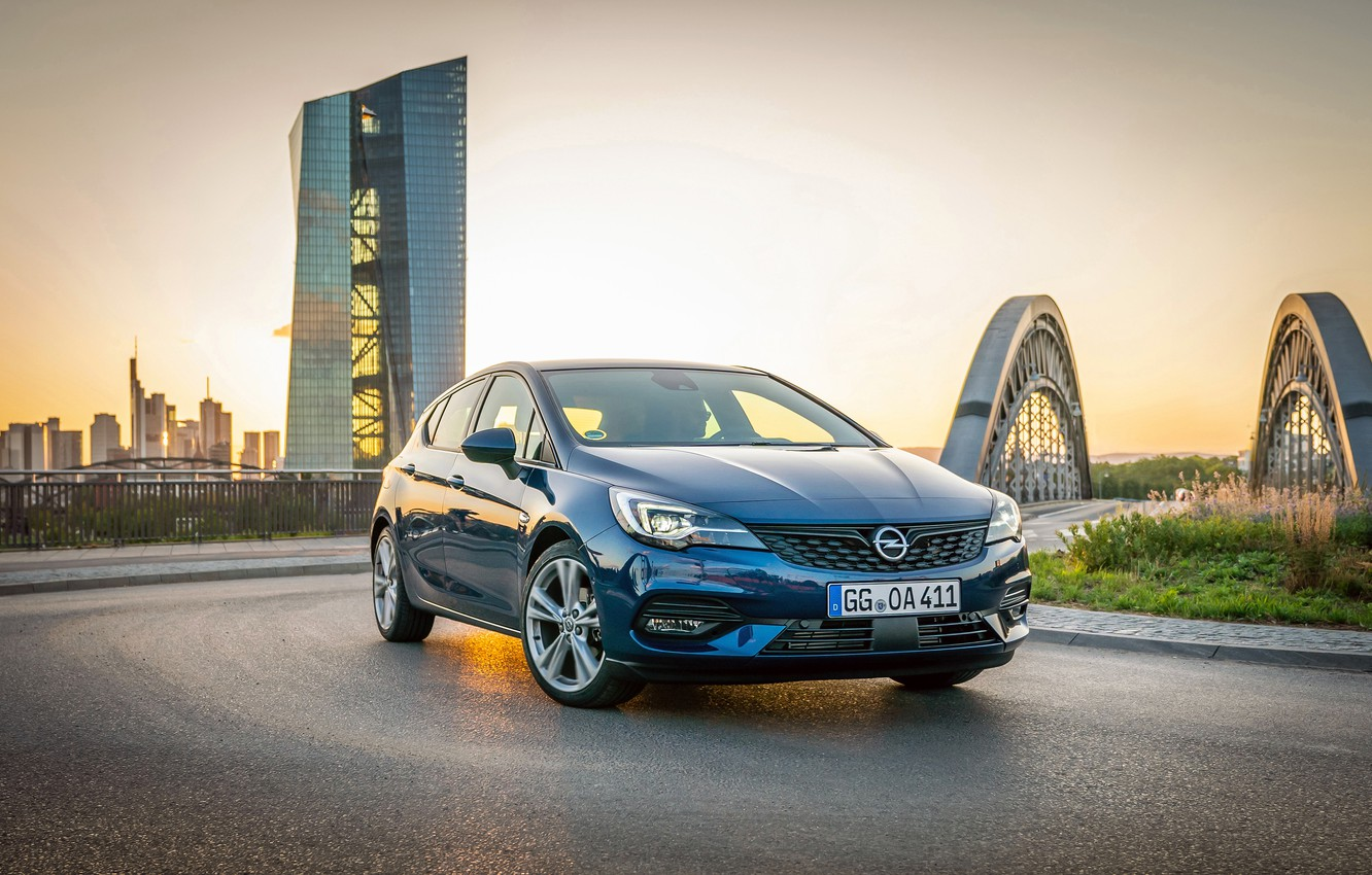 Photo wallpaper Opel, Ultimate, Astra, 2019-20