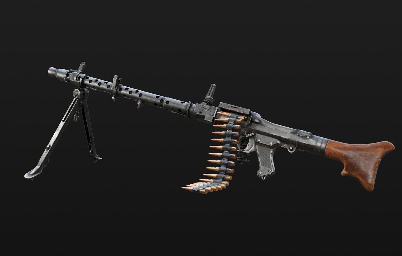 Wallpaper Machine Gun Mg 34 Universal Machine Gun Images