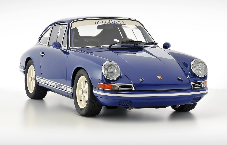 Photo wallpaper Porsche, Classic, Porsche 911, 1965, Classic car, Porsche 911 2.0 LS Rally