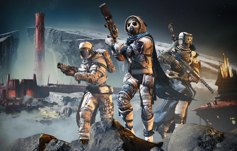 Wallpaper Bungie Destiny 2 2019 Shadowkeep Destiny 2