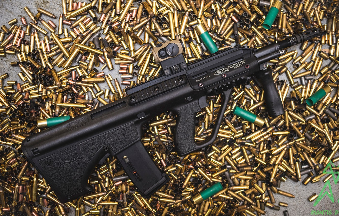 Photo wallpaper weapons, machine, weapon, AUG, Steyr, assaul rifle, Steyr, Aug, STG-556, Microtec MSAR STG-556, F90 MBR, …