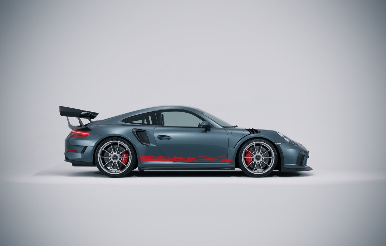 Photo wallpaper Auto, Porsche, Machine, Background, GT3, Sports car, Automotive, Side view, Transport & Vehicles, Ryan Giffary, …