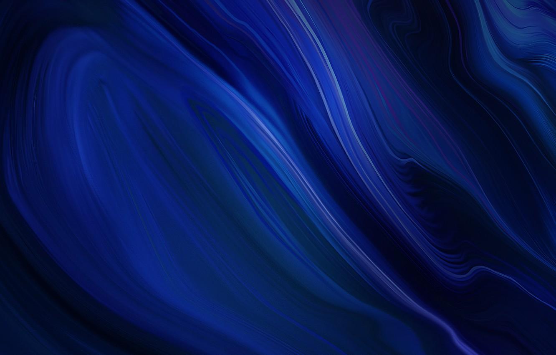 Photo wallpaper line, blue, background