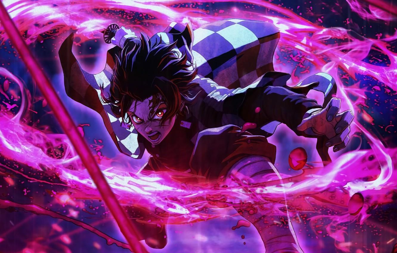Wallpaper Demon Slayer Kimetsu No Yaiba Kimetsu No Yaiba