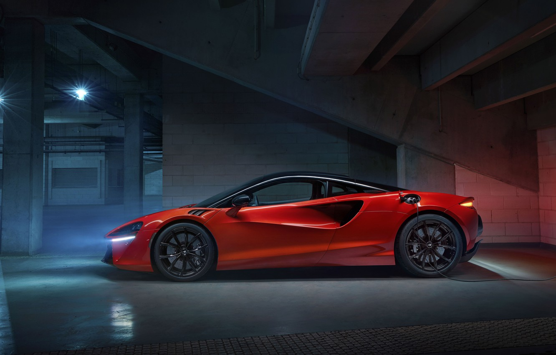 Photo wallpaper McLaren, Hybrid, Supercar, 2022, Artura, High-Performance, McLaren Artura