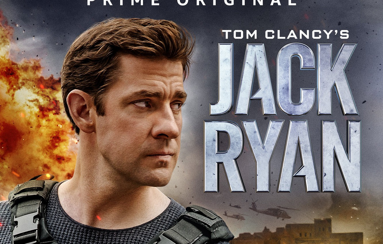 Photo wallpaper look, actor, the series, Movies, Jack Ryan, Jack Ryan