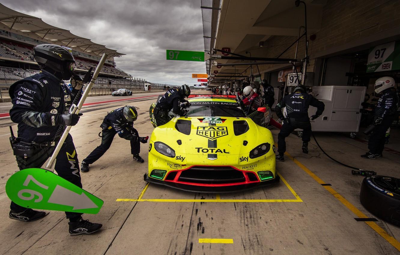 Photo wallpaper Aston Martin, Motorsport, Aston Martin, motorsport, racing car, racing car, FIA World Endurance Championship, Aston …