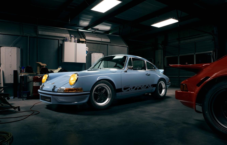 Photo wallpaper 911, Porsche, Carrera, Porsche 911 Carrera RS