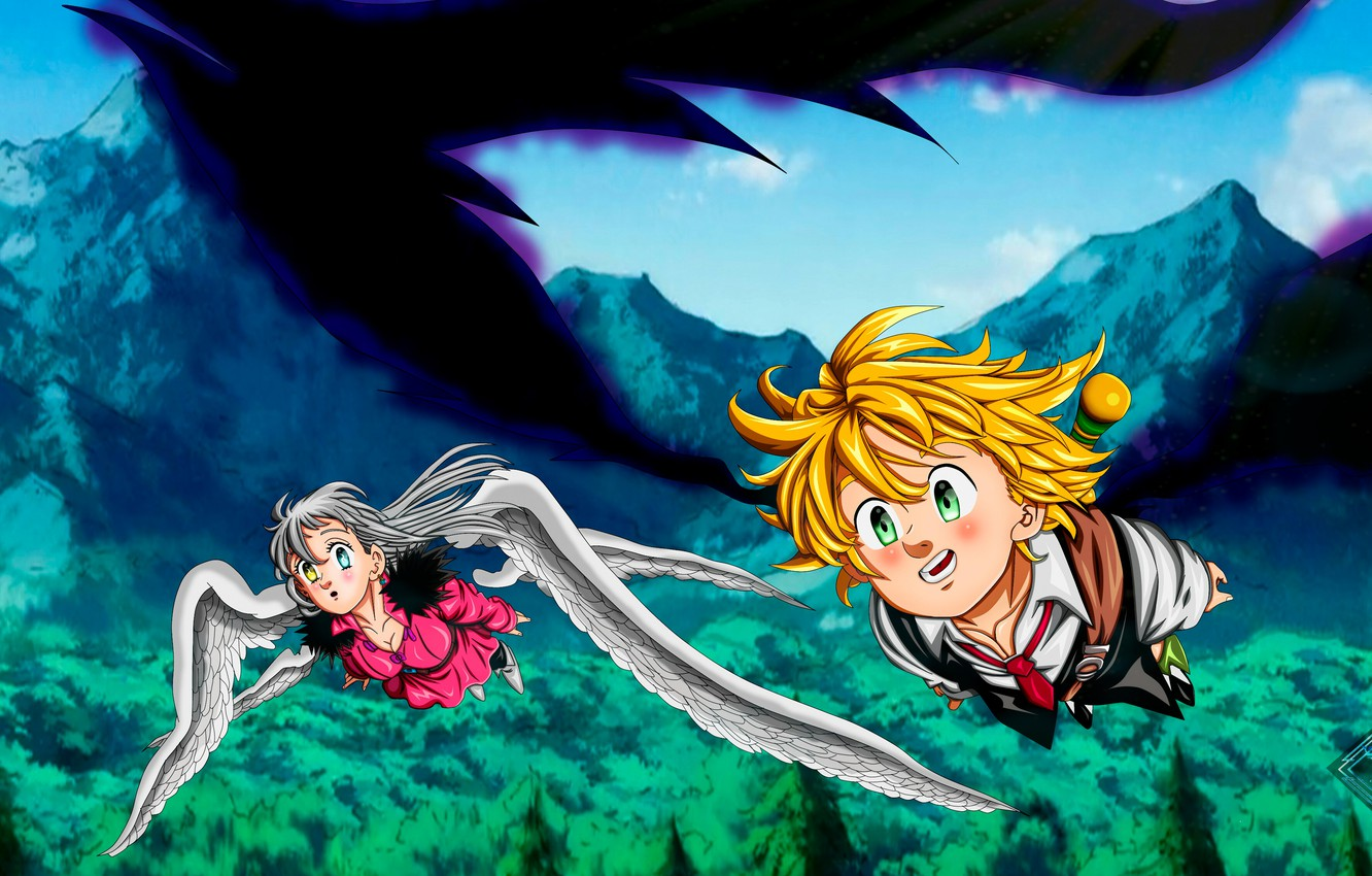 Wallpaper Meliodas Nanatsu No Taizai The Seven Deadly Sins