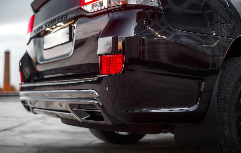 Photo wallpaper Toyota, Carbon, 200, kit, Land Cruiser