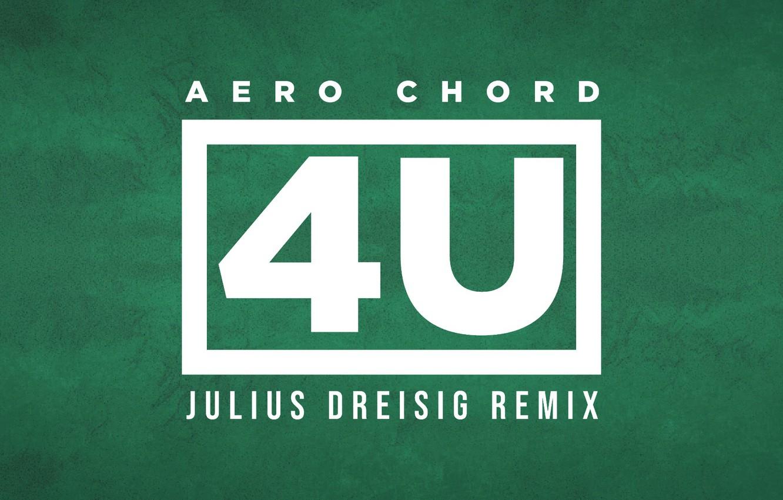 Photo wallpaper Music, Cover, Monstercat, Aero Chord, Julius Dreisig Remix
