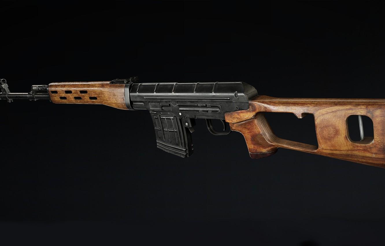 Photo wallpaper SVD, Legend, Dragunov Sniper Rifle