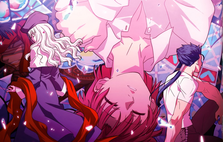 Photo wallpaper anime, art, Fate/Stay Night, Lancer