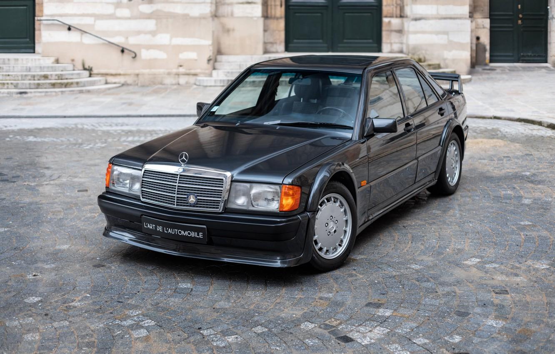 Photo wallpaper Mercedes - Benz, w201, e190, evo1