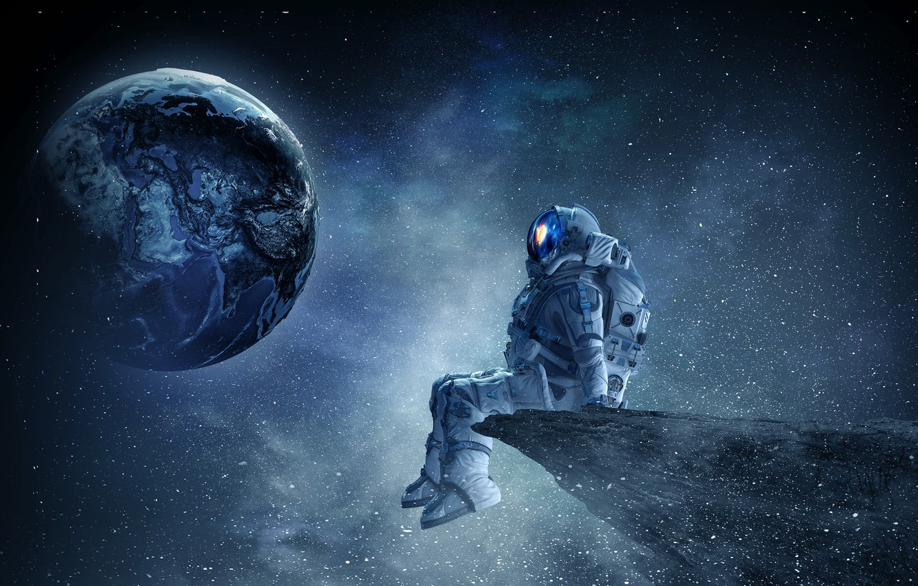 26+ Planet Fantasy Space Art Background