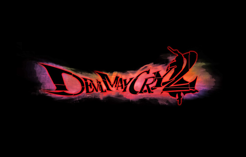 Wallpaper Logo Devil May Cry Dante Devil May Cry 2 Dmc 2