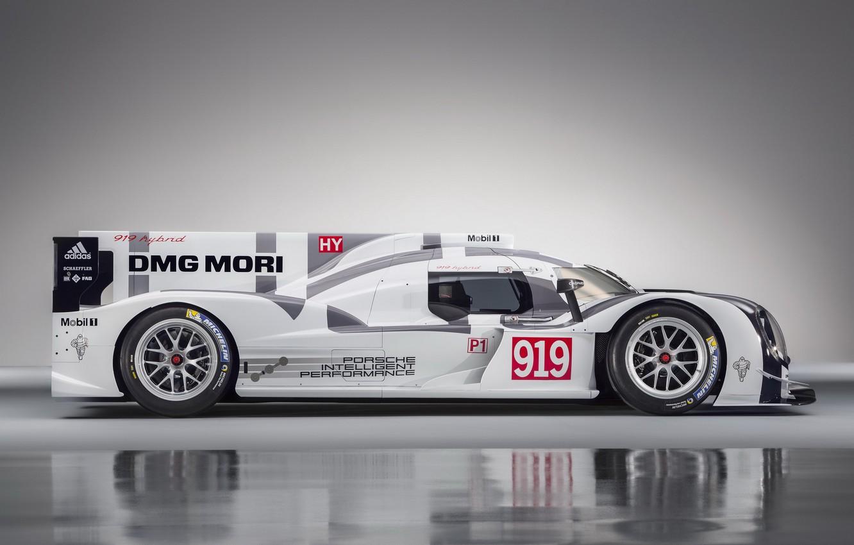 Photo wallpaper Porsche, Wheel, Profile, Drives, LMP1, 24 Hours of Le Mans, 24 hours of Le Mans, …