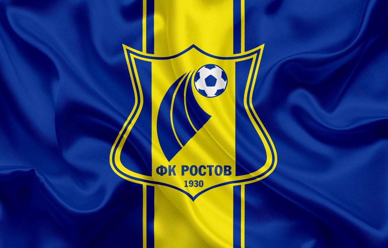 Photo wallpaper logo, RPL, FC Rostov
