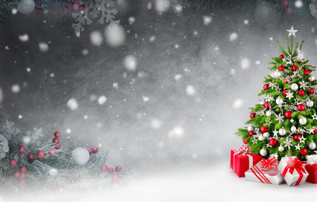 wallpaper winter snow gifts new year tree images for desktop section novyj god download wallpaper winter snow gifts new year
