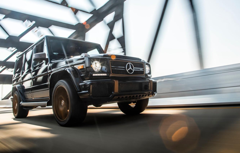 Photo wallpaper Mercedes-Benz, speed, AMG, 2018, G-Class, Gelandewagen, Final Edition, G65