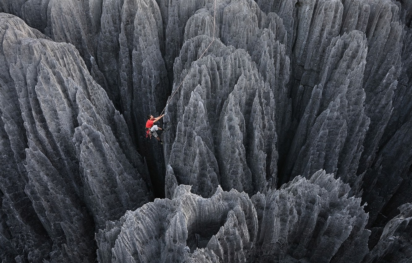 Wallpaper rocks, people, climbing, Climbing images for ...
