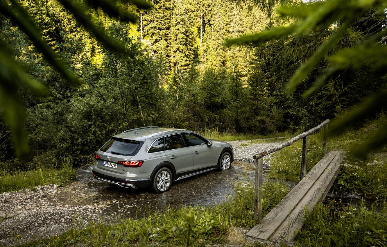 Photo wallpaper stream, Audi, universal, 2019, A4 Allroad Quattro