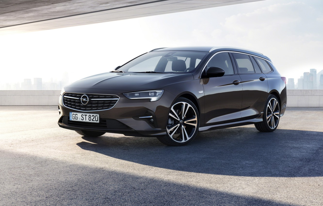 Photo wallpaper shadow, Insignia, Opel, universal, 2020, Insignia Sports Tourer