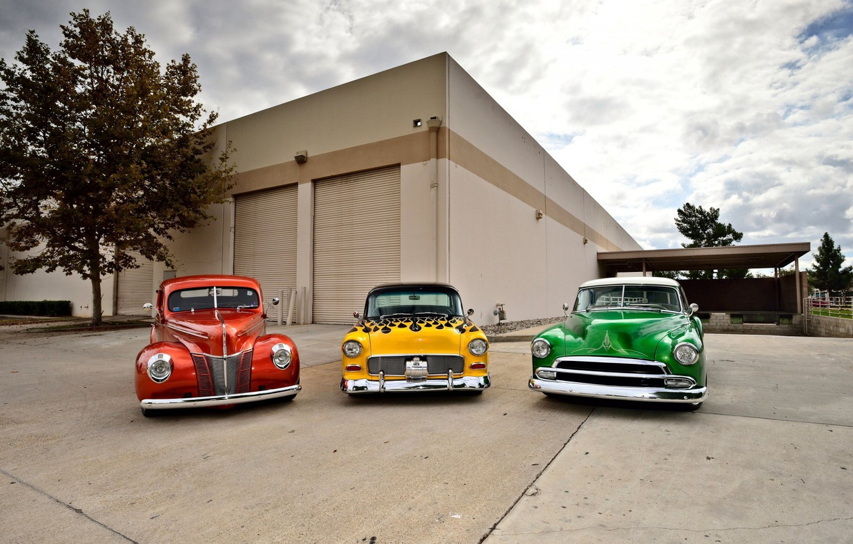Wallpaper Cars Colors Retro Vintage Cars Images For Desktop