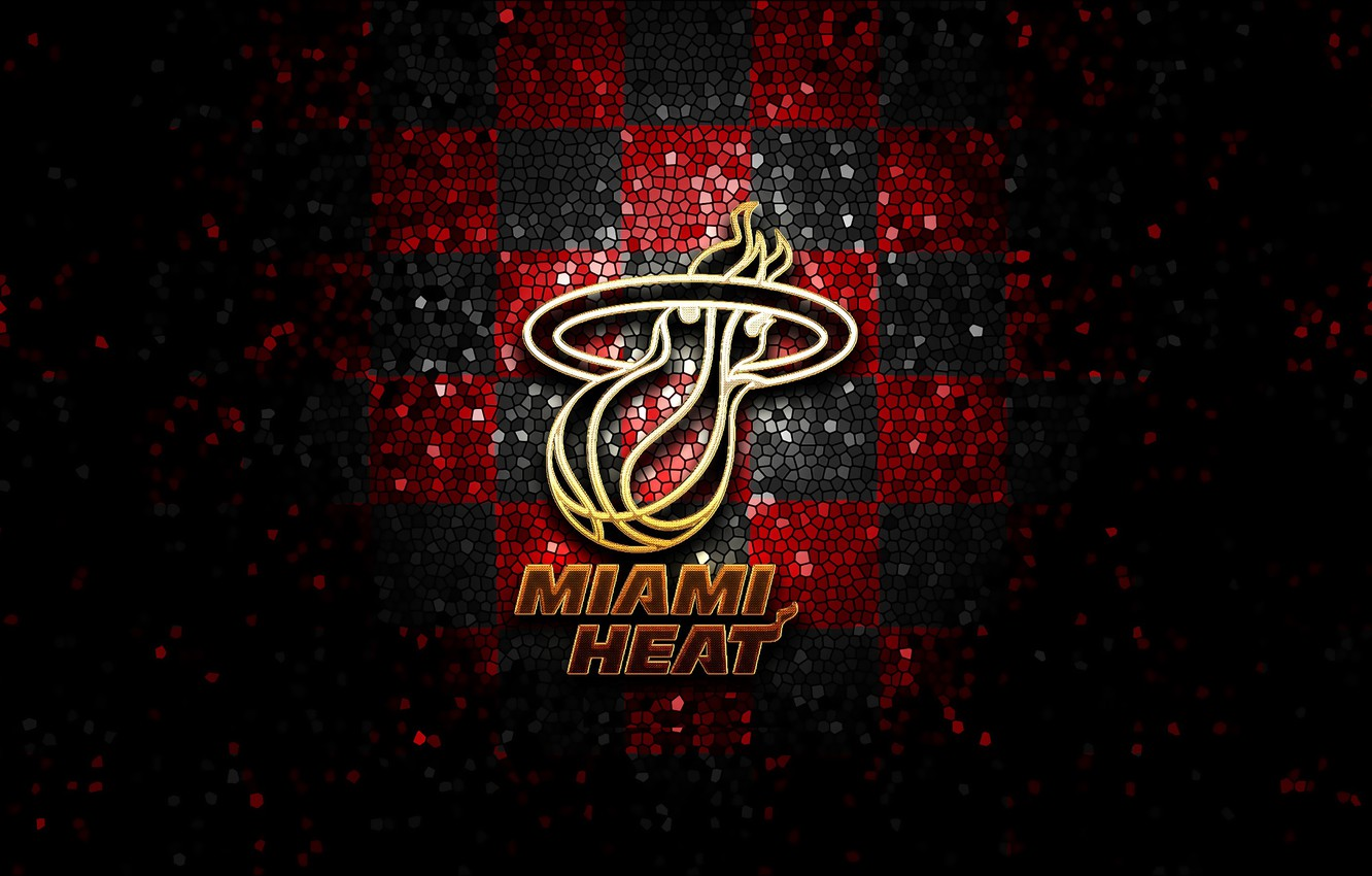 Wallpaper Wallpaper Sport Logo Basketball Nba Miami Heat