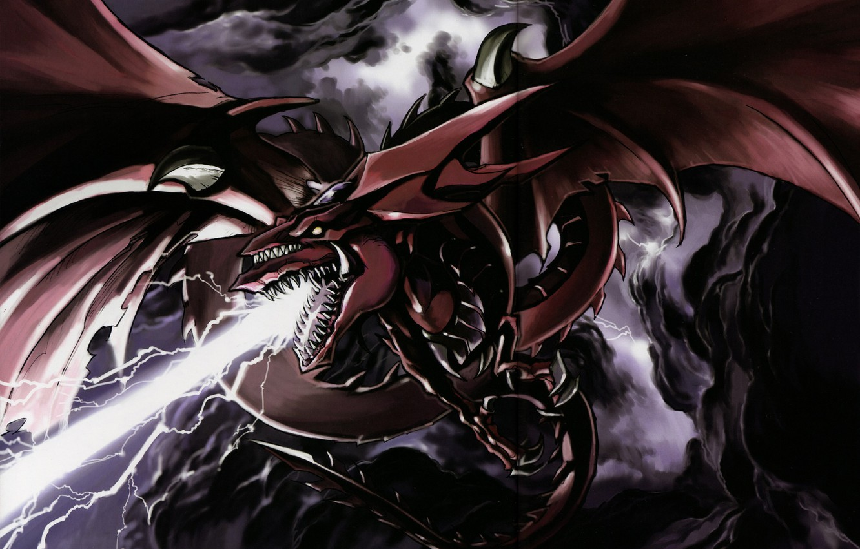 Wallpaper Dragon Art Mouth Yu Gi Oh Images For Desktop