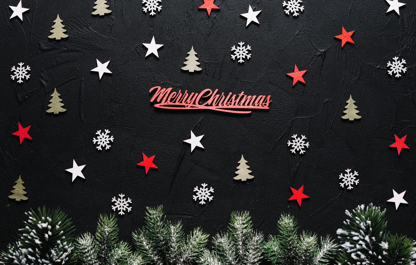 wallpaper background holiday black stars tree stars decor merry christmas images for desktop section novyj god download wallpaper background holiday black