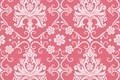 Picture flowers, background, pink, pattern, ornament, style, vintage, ornament, seamless, victorian