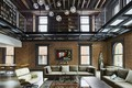 Picture style, interior, New York, living room, loft