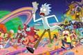Picture Monsters, Smith, Cartoon, Aliens, Sanchez, Rick, Rick and Morty, Rick and Morty, Morty, Rick Sanchez, ...