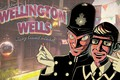 Picture smile, people, glasses, art, tablet, police, Compulsion Games, we happy few