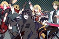 Picture concert, piano, characters, Angel bloodshed, Satsuriku no Tenshi